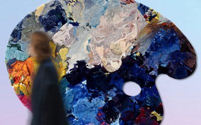 Kleureyck Van Eyck's Colours in DesignSocial media connection